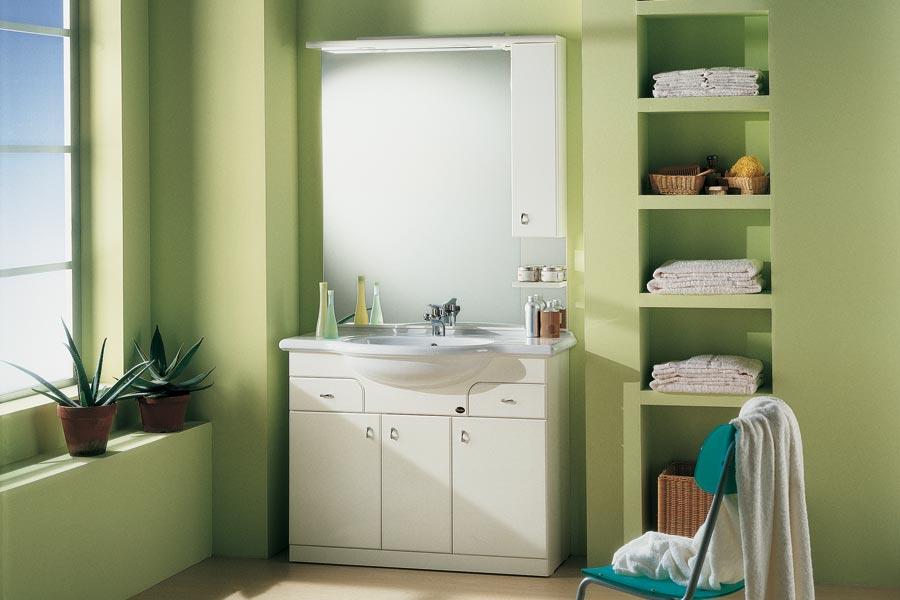 Foster bagno nadia - Monoblocco bagno ...