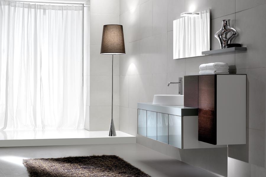 Decorazione liberty lampadari - Rivestimento bagno moderno ...